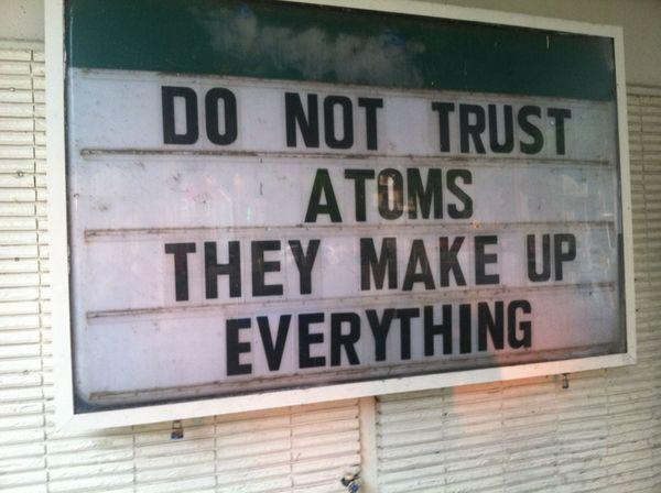 Scientific Noticeboard