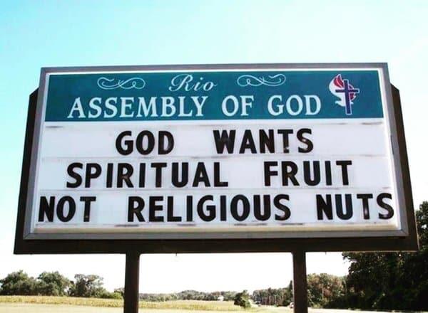 Spiritual Fruit