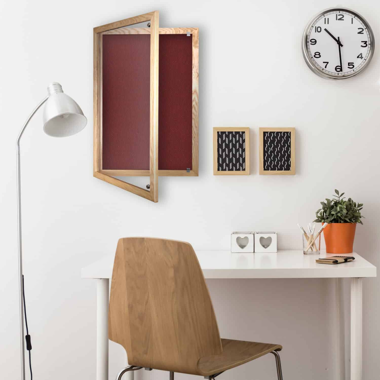 Wood Frame Notice Boards