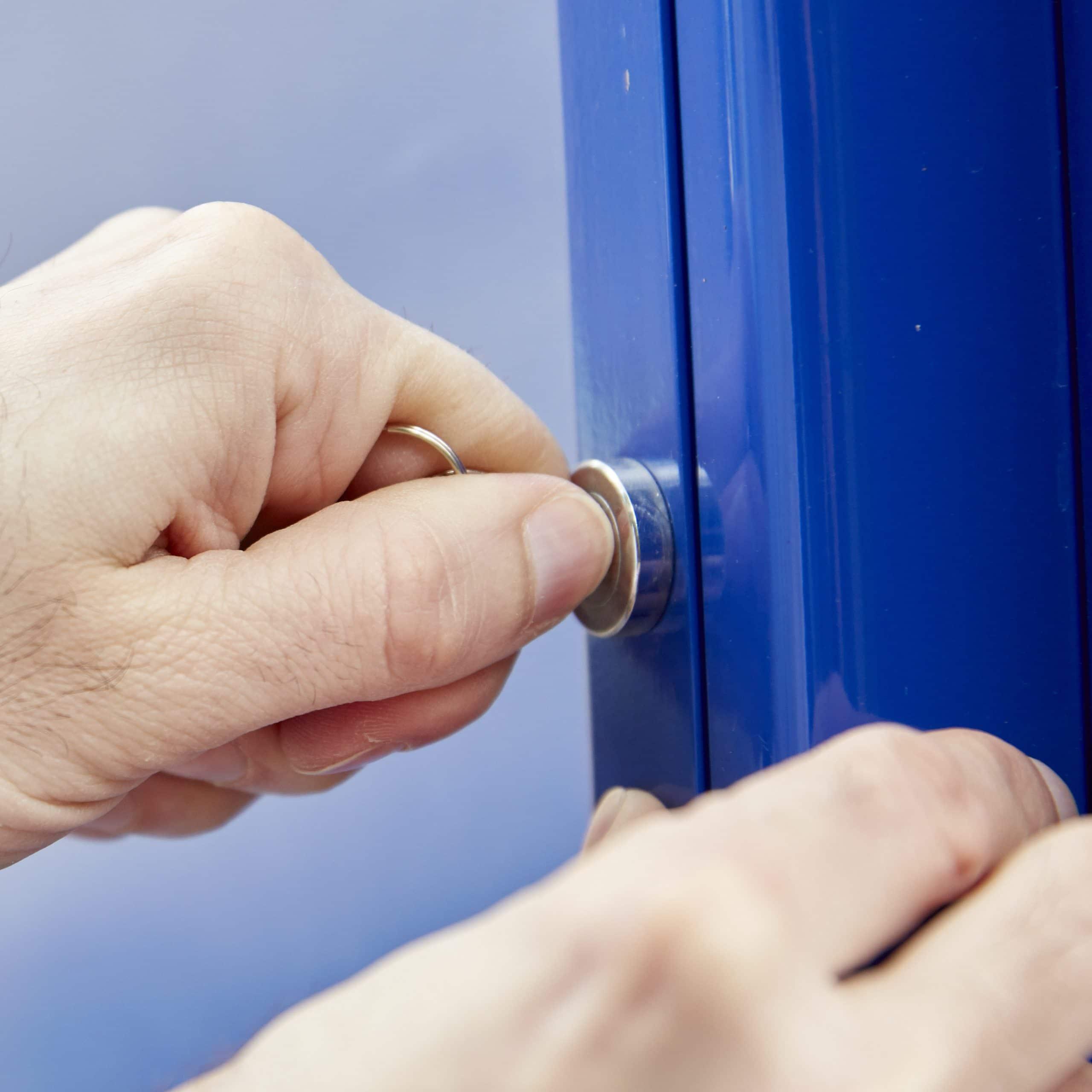 Indoor Lockable Notice Boards